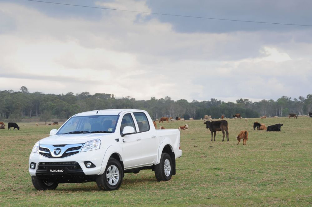 CARSALES: Foton Tunland 2015 Review