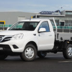 FOTON TUNLAND SINGLE CAB WITH TRAY